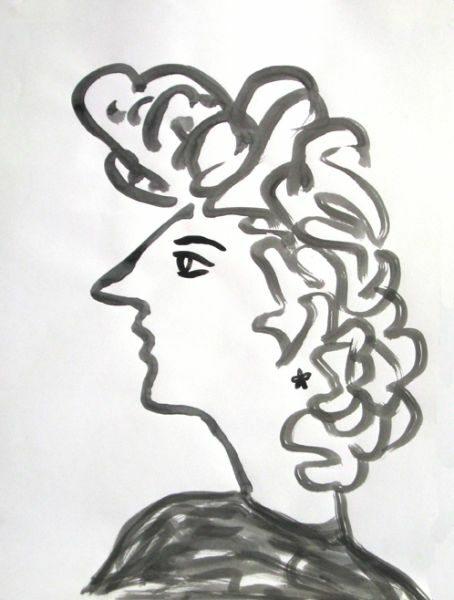Portrait Grace 72