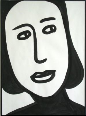 Portrait Joan 72
