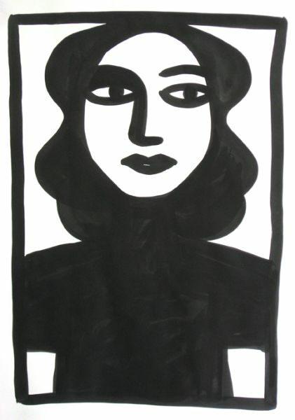 Portrait Lola 72