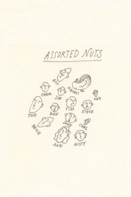 toons assorted nuts
