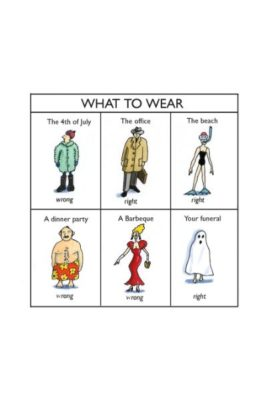 toons what to wear